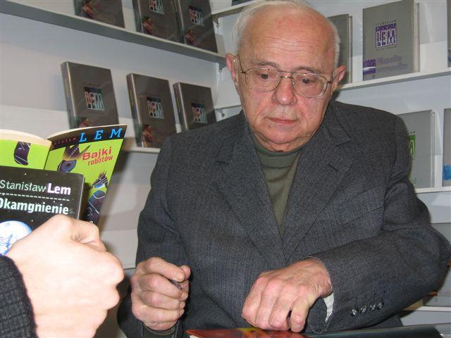 Stanislaw Lem 2005